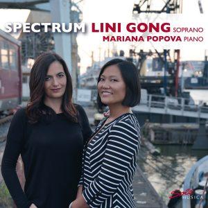 Lini Gong - Soprano Mariana Popova - Piano Foto - Jörn Kipping